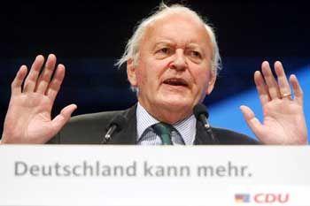 Kinderwahlrecht-Unterstützer Roman Herzog: Führende Verfassungsrechtler sind für die Reform