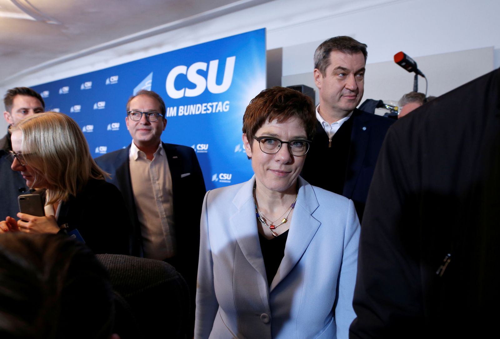 GERMANY-POLITICS/CSU