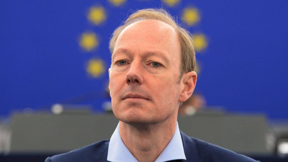"""Martin Sonnenborn von der """"Partei"""": Zwei Sitze für die Satirepartei"""