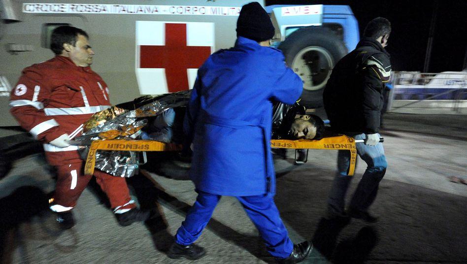 Unglückvor Lampedusa: Flucht ins nasse Grab