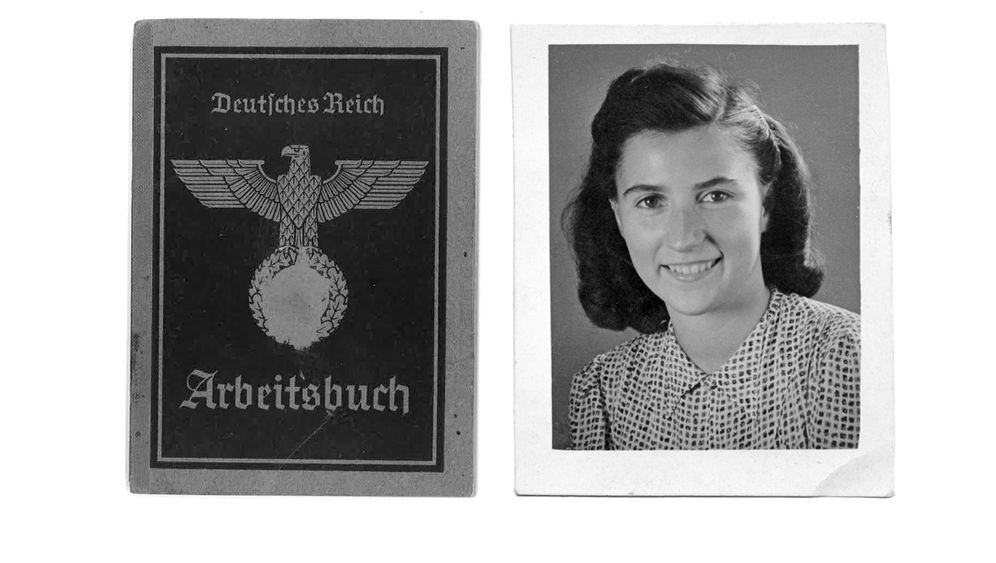 """Zwangsarbeiterin Vera Friedländer: """"Ich hantierte mit Schuhen von Toten"""""""