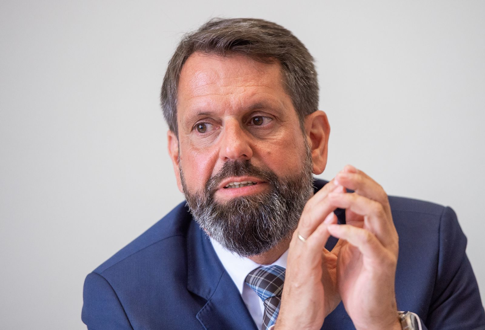 Niedersachsens Umweltminister Olaf Lies
