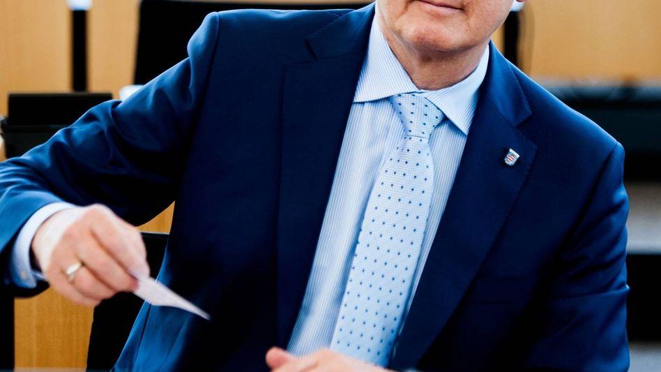 """Ministerpräsident Ramelow: """"An einer Umschuldung führt doch ohnehin kein Weg vorbei"""""""