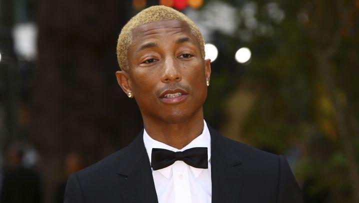 Sexismus-Vorwürfe: Pharrell Williams schämt sich für eigenen Songtext