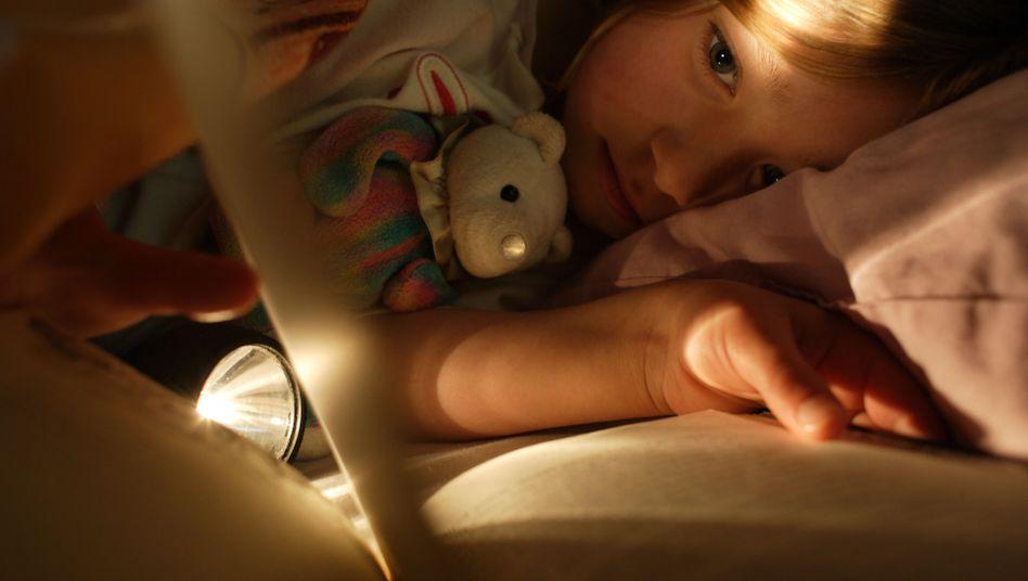 Nein, ich will nicht schlafen: Das Kinderhirn braucht Ruhe
