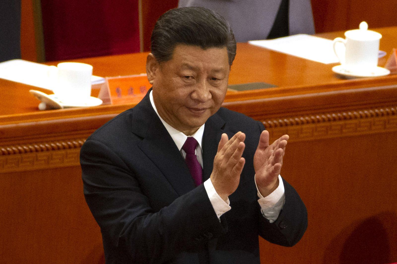 China May 4