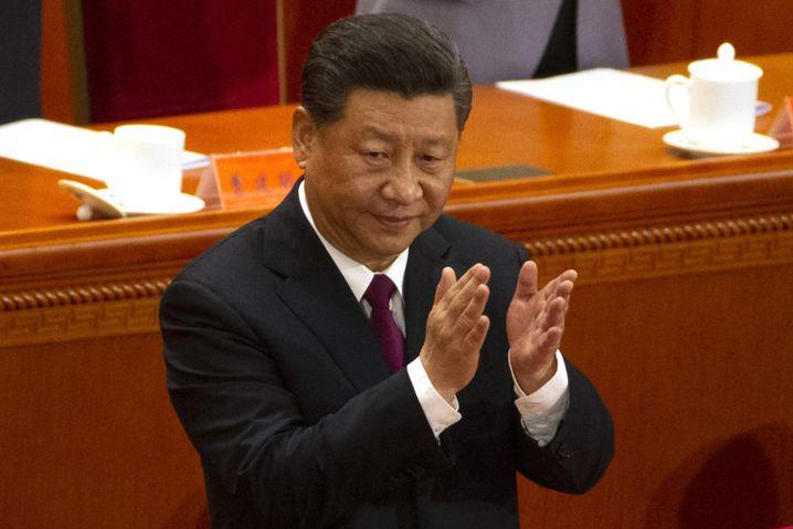 Chinas Präsident Xi: Kein böses Wort von Trump