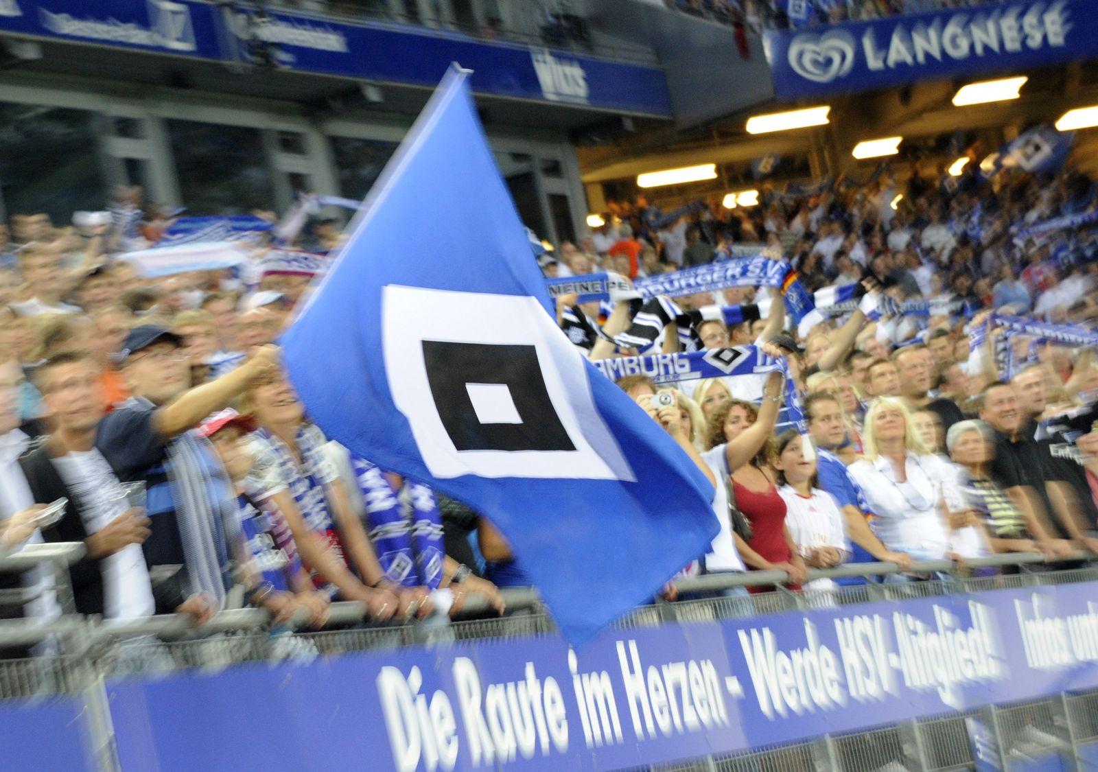 Europa League - biga hsv fans Hamburger SV - EA Guingamp