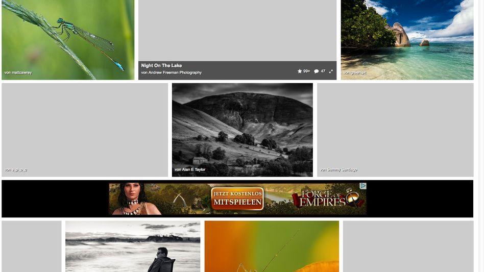 Fotoplattform Flickr: Bilder verkauft, Nutzer verärgert