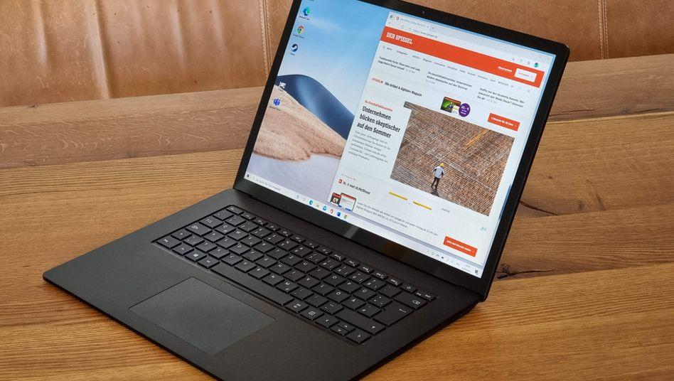 Surface Laptop 4: Ein solides Arbeits- und Entertaiment-Notebook