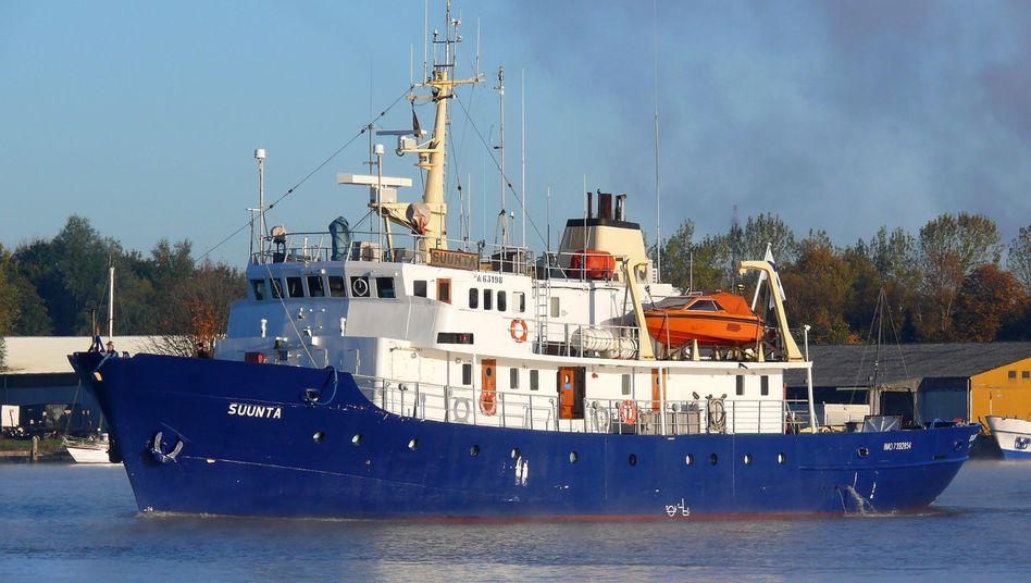 Heute heißt das Schiff C-Star, es wurde von der Identitären Bewegung gechartert (Archivbild von 2012)