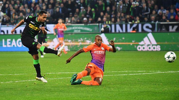 Mönchengladbachs Remis gegen City: In Europa weiter dabei