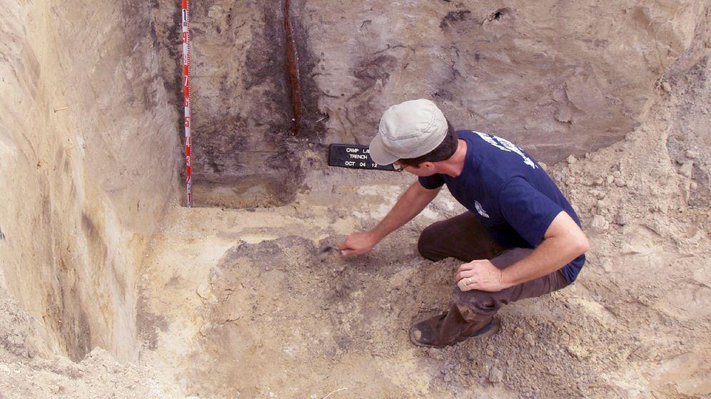 Ausgegraben: Leiden in Camp Lawton