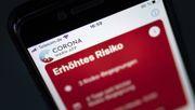Werde ich getestet, wenn meine Corona-Warn-App Rot zeigt?
