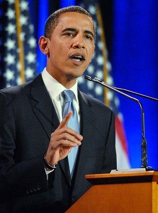Barack Obama: Seine Wahlkampfeinnahmen betragen insgesamt 230 Millionen Dollar