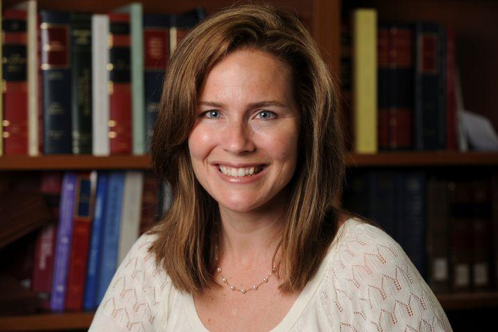 Amy Coney Barrett, Richterin am Bundesberufungsgericht in Chicago