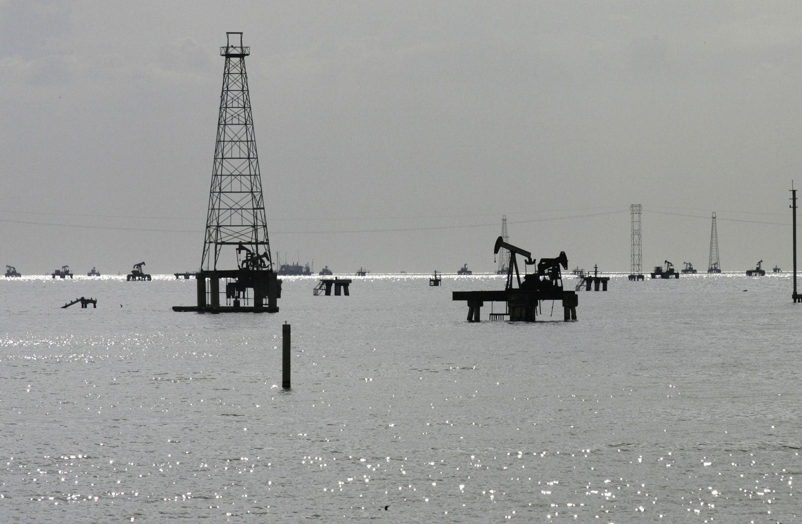 Ölförderung / Venezuela