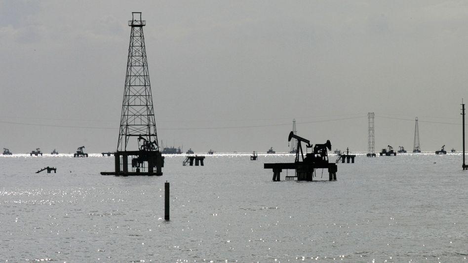 Ölförderung vor der Küste Venezuelas: Die Industrie schwächt sich selbst