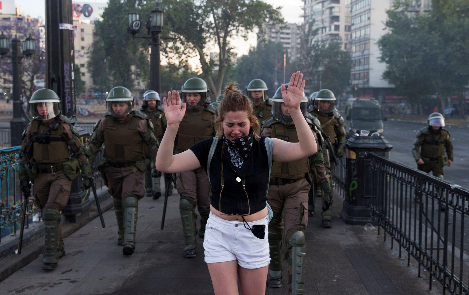 Chile/ Menschenrechtsverletzungen