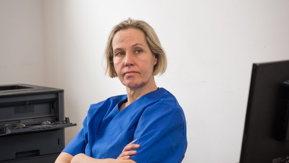 """Medizinerin Katzenstein: """"Das Land ist nicht bereit"""""""
