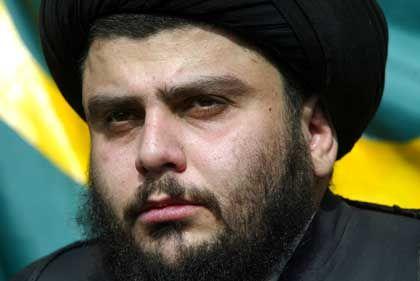 Muktada al-Sadr: Der junge Wilde unter den Predigern