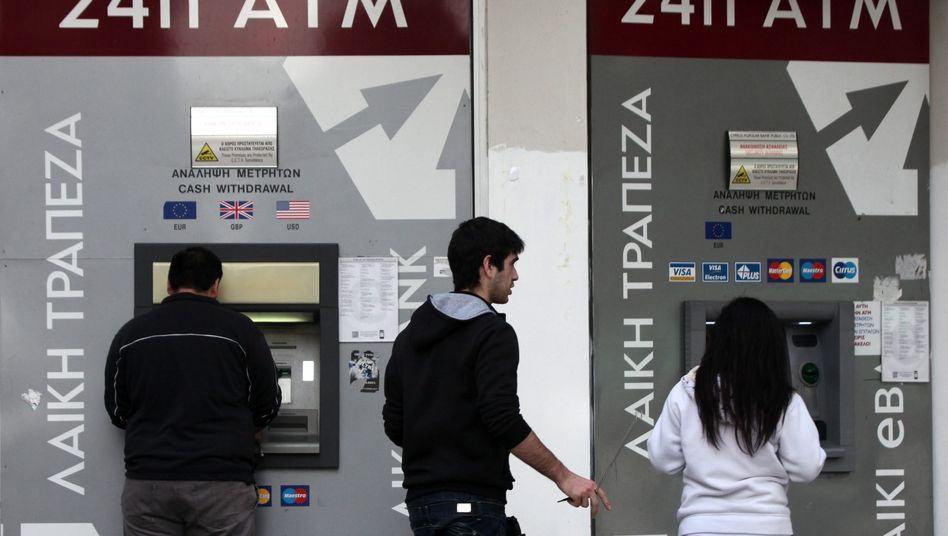 Einigungin Brüssel: So müssen die Bankkunden Zypern retten