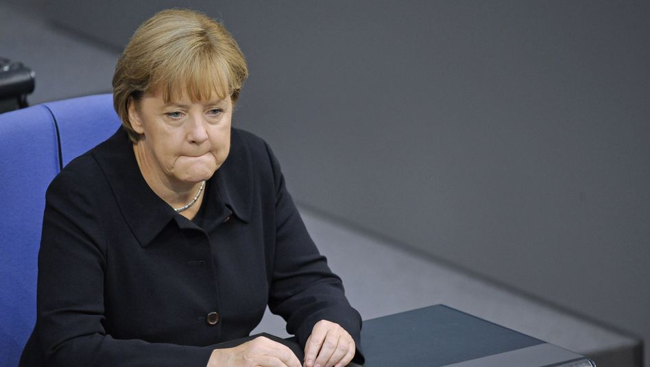The upcoming votes on the new euro rescue packages in Germany's parliament present a major challenge to Chancellor Angela Merkel's authority.