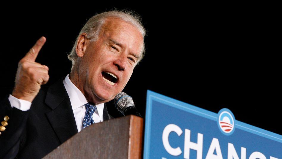 Designierter US-Präsident Biden: »Wir machen 25 Prozent der Weltwirtschaft aus«