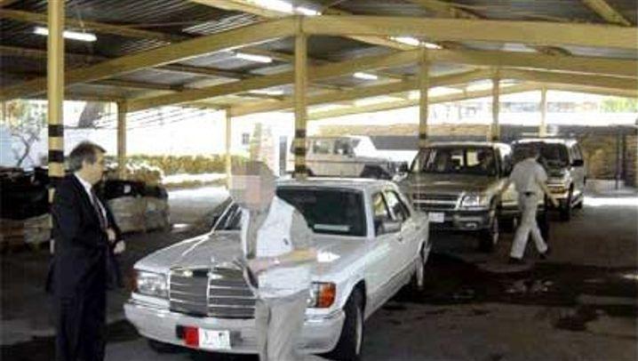 Einsatz im Irak: Die BND-Agenten in Bagdad