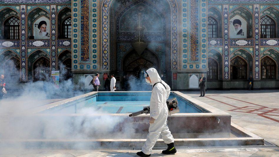 Kampf gegen das Coronavirus: Iran fürchtet sich vor einer zweiten Welle