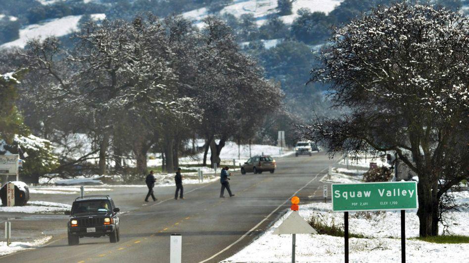 Das Skigebiet Squaw Valley – noch mit altem Namen (Archivfoto)