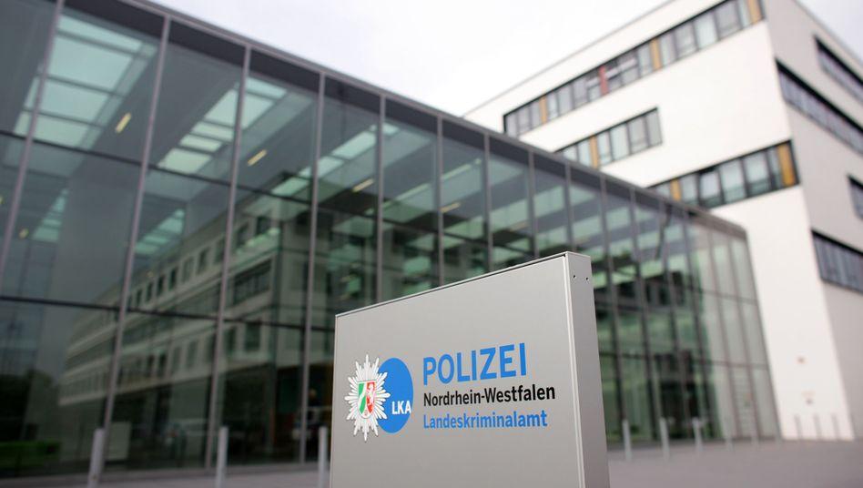 Landeskriminalamt Nordrhein-Westfalen (Archivfoto)