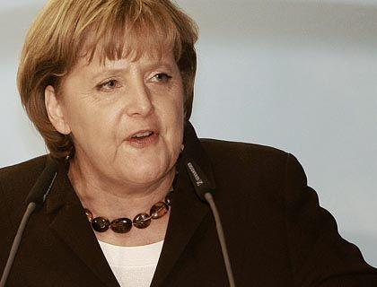 Angela Merkel: Nokias Abwanderung wirft viele Fragen auf