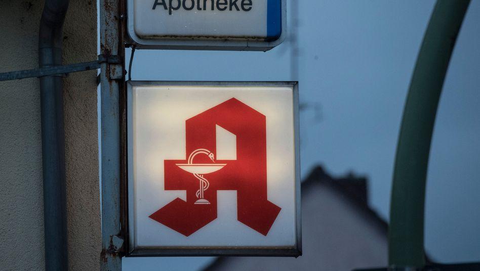 Apotheke mit ähnlichem Namen in Frankfurt (Symbolbild)