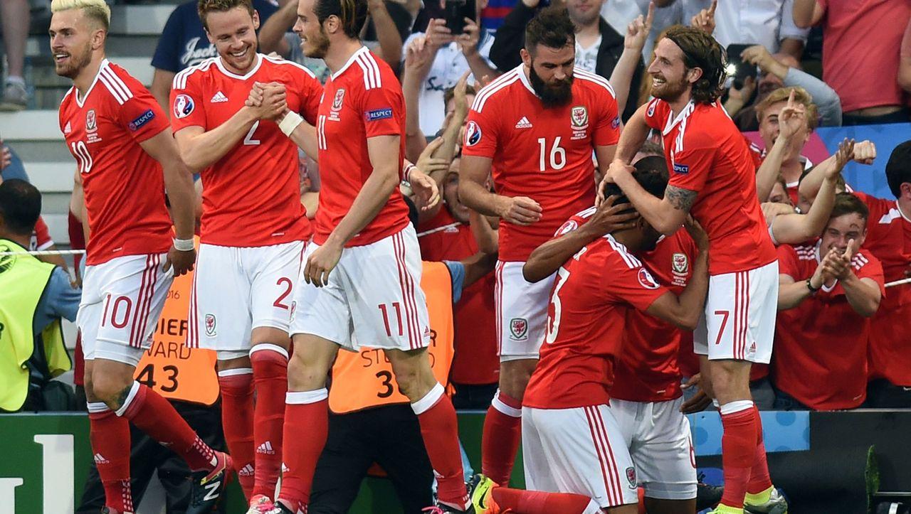 Russland Gegen Wales