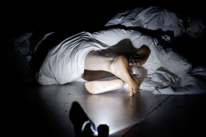 """""""Bound to Hurt"""" (Douglas Gordon, Philip Venables): Theater trifft auf bildende Kunst"""