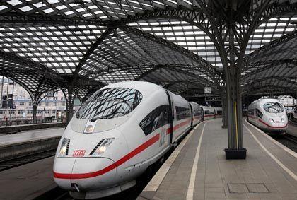 """ICE: Die Strecke über Dessau sei """"zunehmend unattraktiv"""" geworden"""