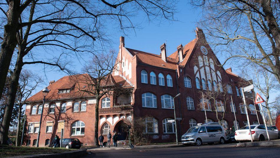 Hausotter-Grundschule in Berlin-Reinickendorf