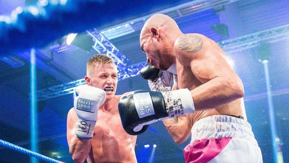 Seit 22 Kämpfen weiter unbesiegt: Boxer Formella verteidigt seinen WM-Titel