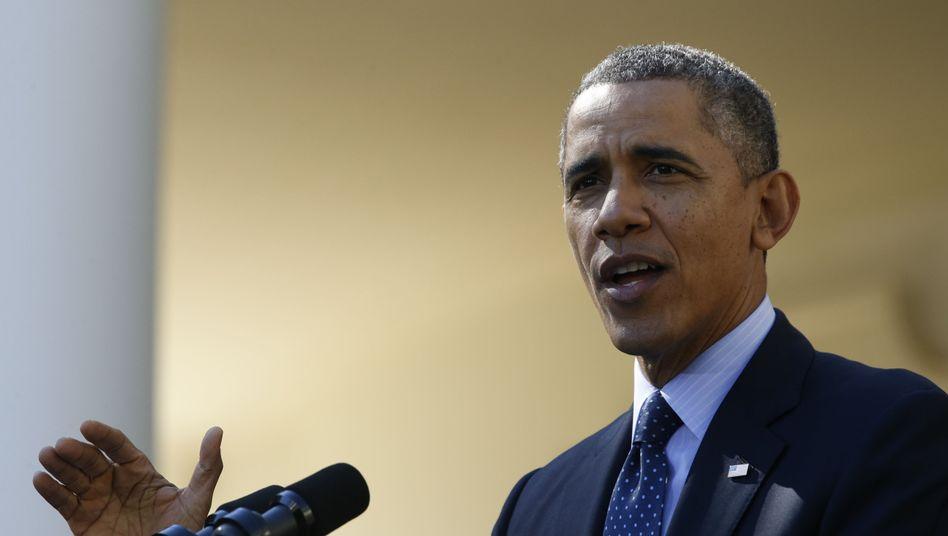 US-Präsident Obama: Gespräch über Enthüllungen