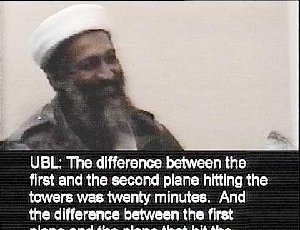 """Bin Laden Video: """"Sie explodierten vor Freude"""""""