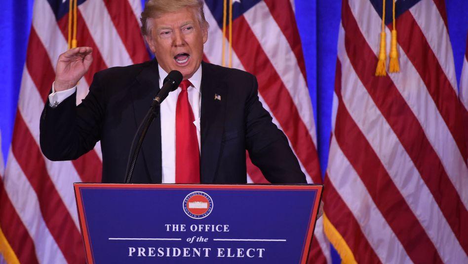 Trump im Trump Tower