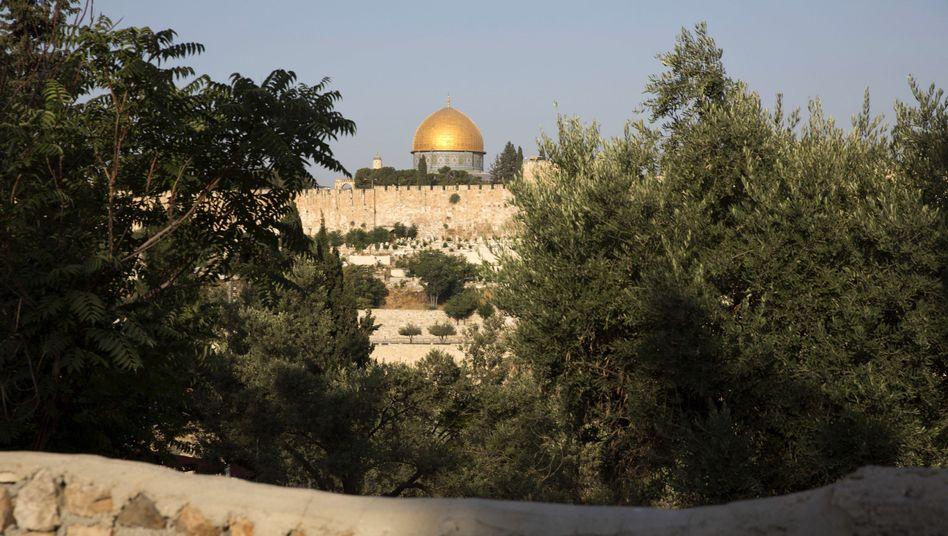 Felsendom in Jerusalem