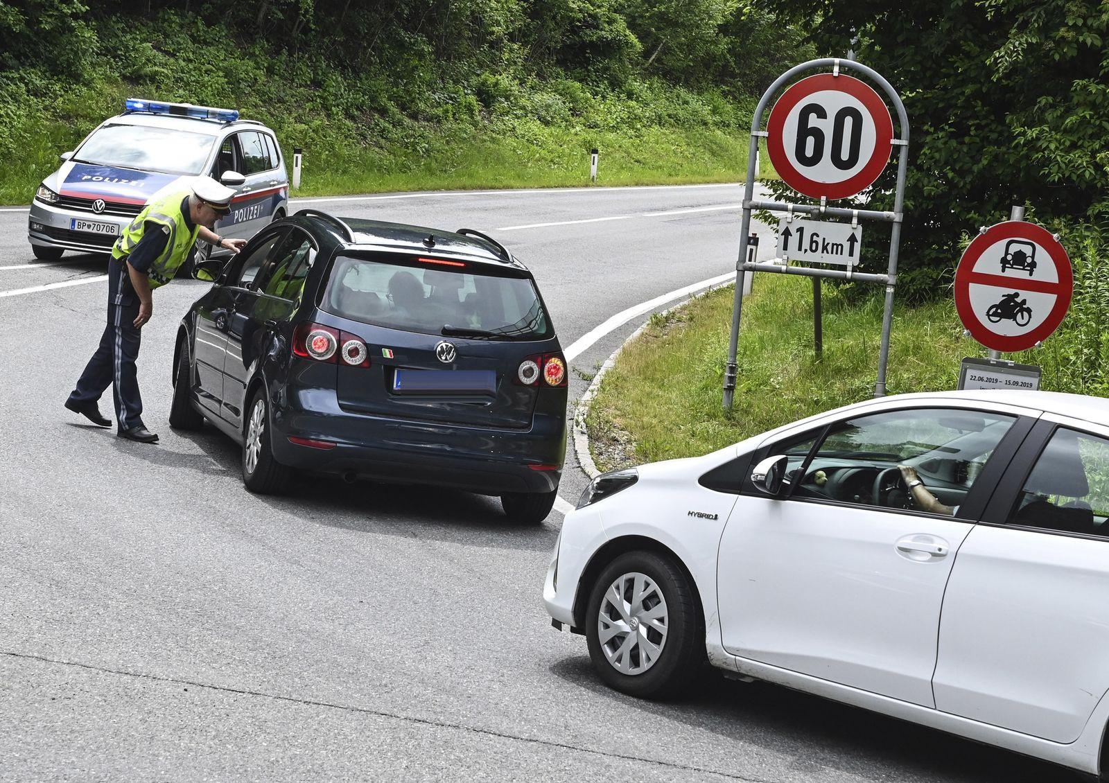 Nach Tiroler Vorbild:Auch Salzburg provoziert mit Fahrverboten