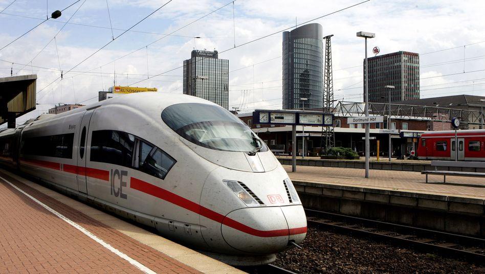 """ICE in Dortmund: Rabattkarte """"soll weiterentwickelt werden"""""""
