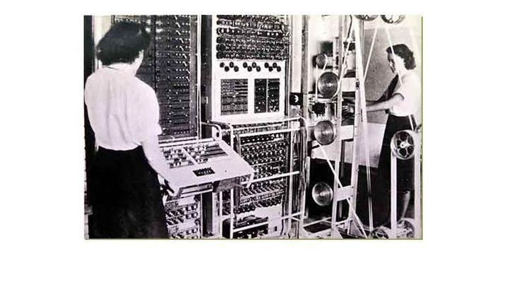 Rechner im Wandel der Zeit: Vom Kriegshelfer zum Diskotheken-Hocker