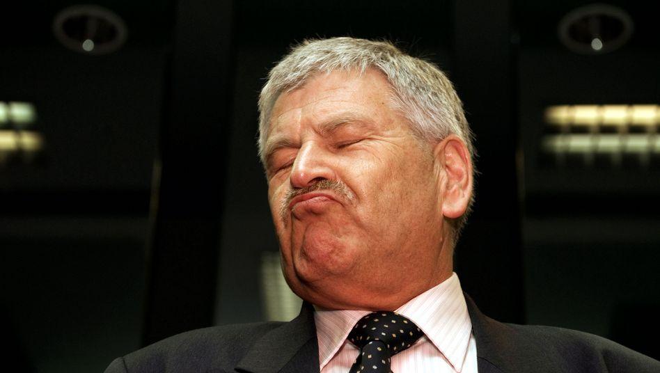 """NPD-Vorsitzender Udo Voigt: """"Besonders herabwürdigende und rassistische Darstellung"""""""
