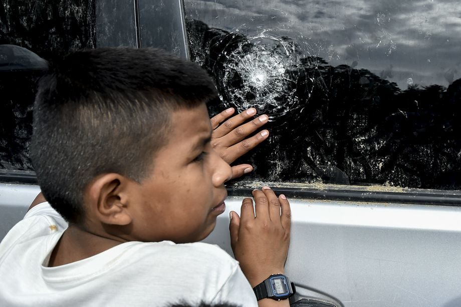 Immer wieder flammen in der Region Konflikte auf - auch Kinder werden dabei als Kämpfer eingesetzt