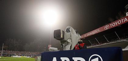 Kamera im Fußballstadion (Archiv): Neue Rechtepakete, neue Möglichkeiten