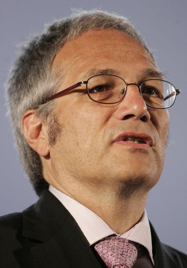 BSI-Chef Udo Helmbrecht: Mahner in Sachen IT-Sicherheit, aber auch Wächter über die Netze des Bundes